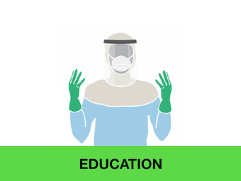 SCGHED Education infection PPE 340